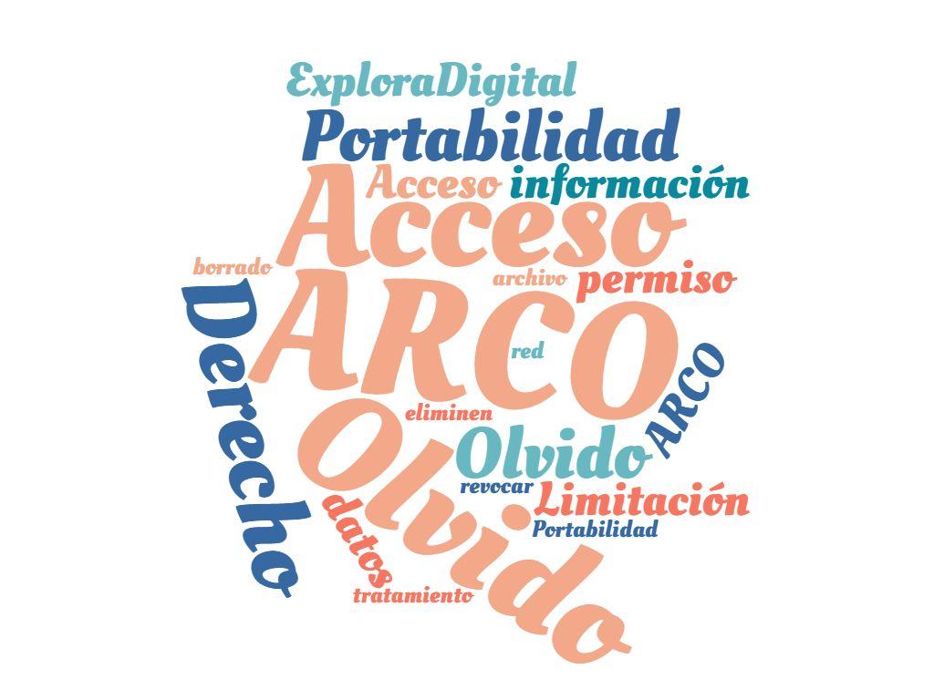 Derechos ARCO en Protección de datos